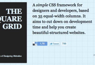 On grids in design (and announcing the Square Grid Drupal theme)